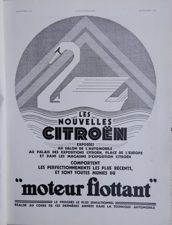 Citroën Rosalie – 1932-38