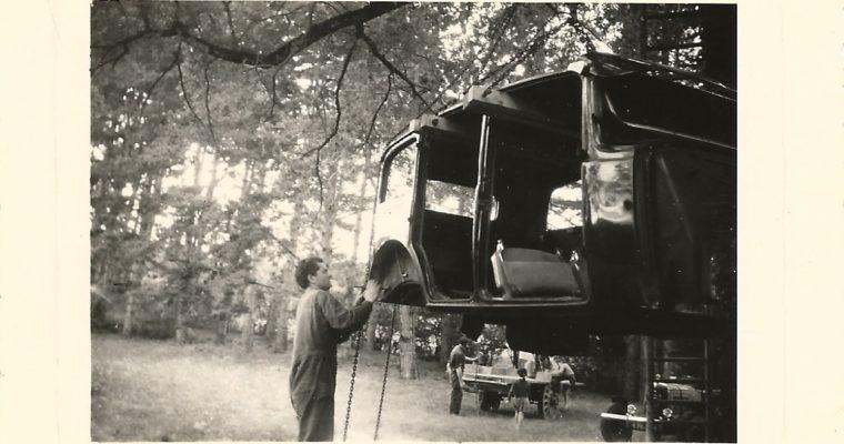 Jeu mécanique – été 1952