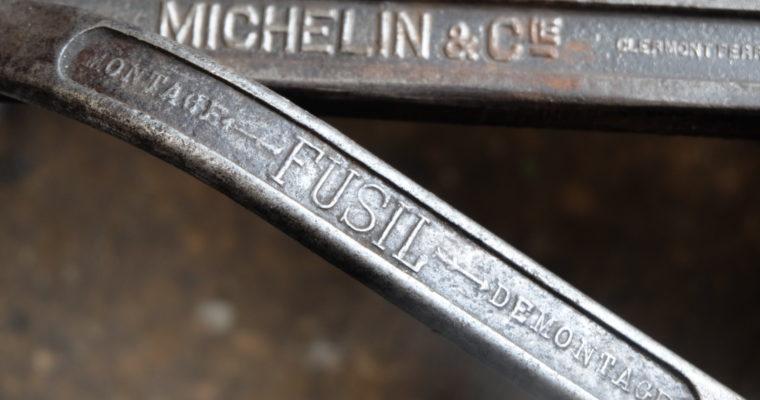 Démonte pneu type Fusil