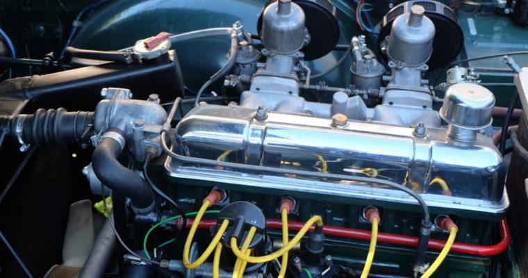 Commande de Starter – carburateurs SU
