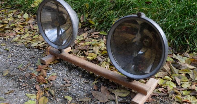 Paire Marchal (diamètre 23cm)