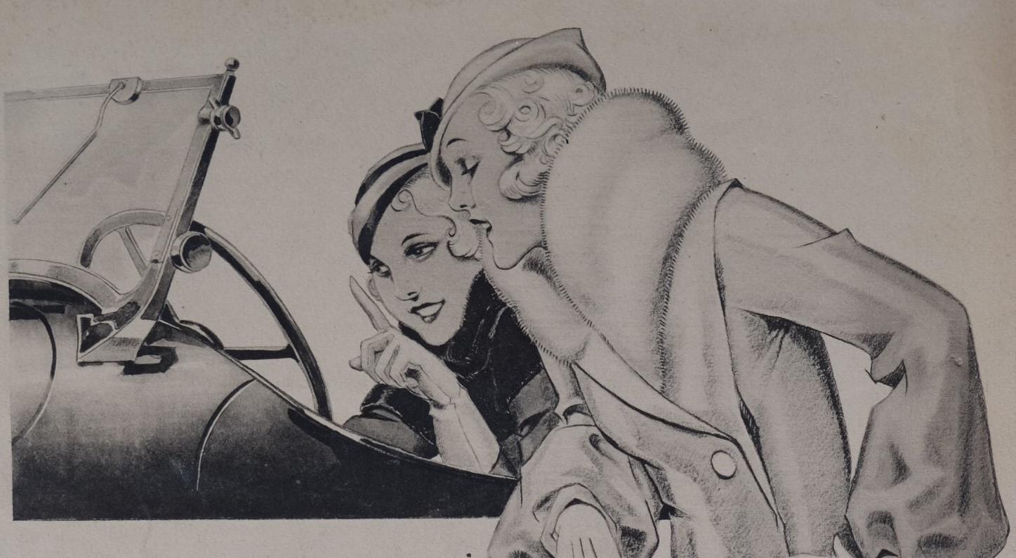 «Une femme aux cheveux châtains est une blonde modeste» F.Dard