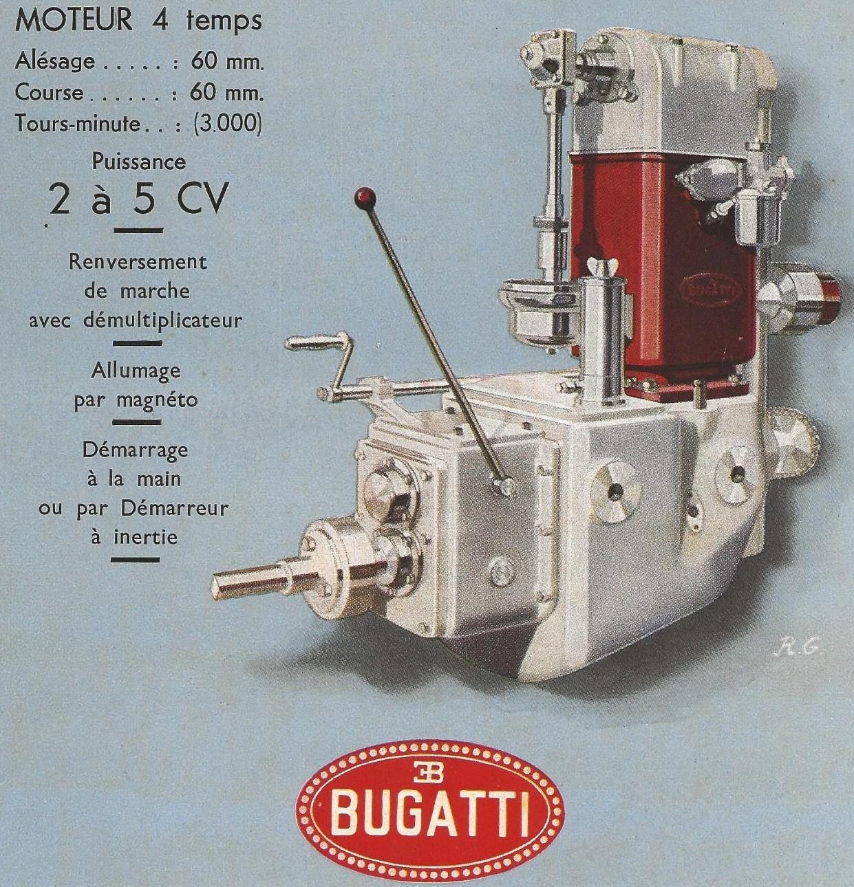 «Bugatti, qui touche à tout, fait mieux que tout le monde» Serge Pozzoli