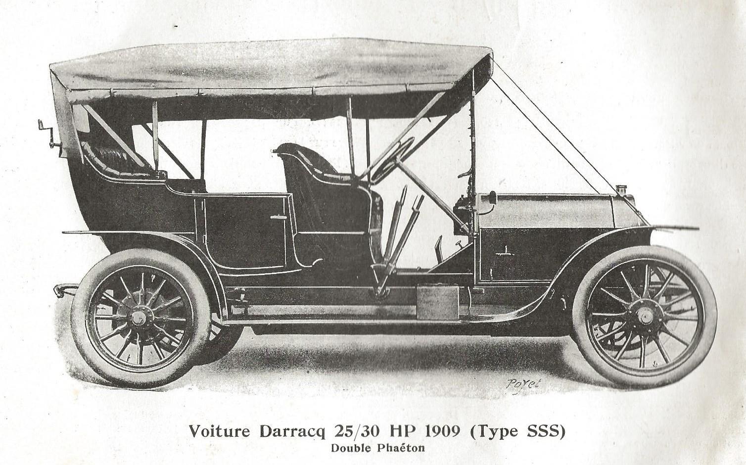 Darracq 1909 – Suresnes