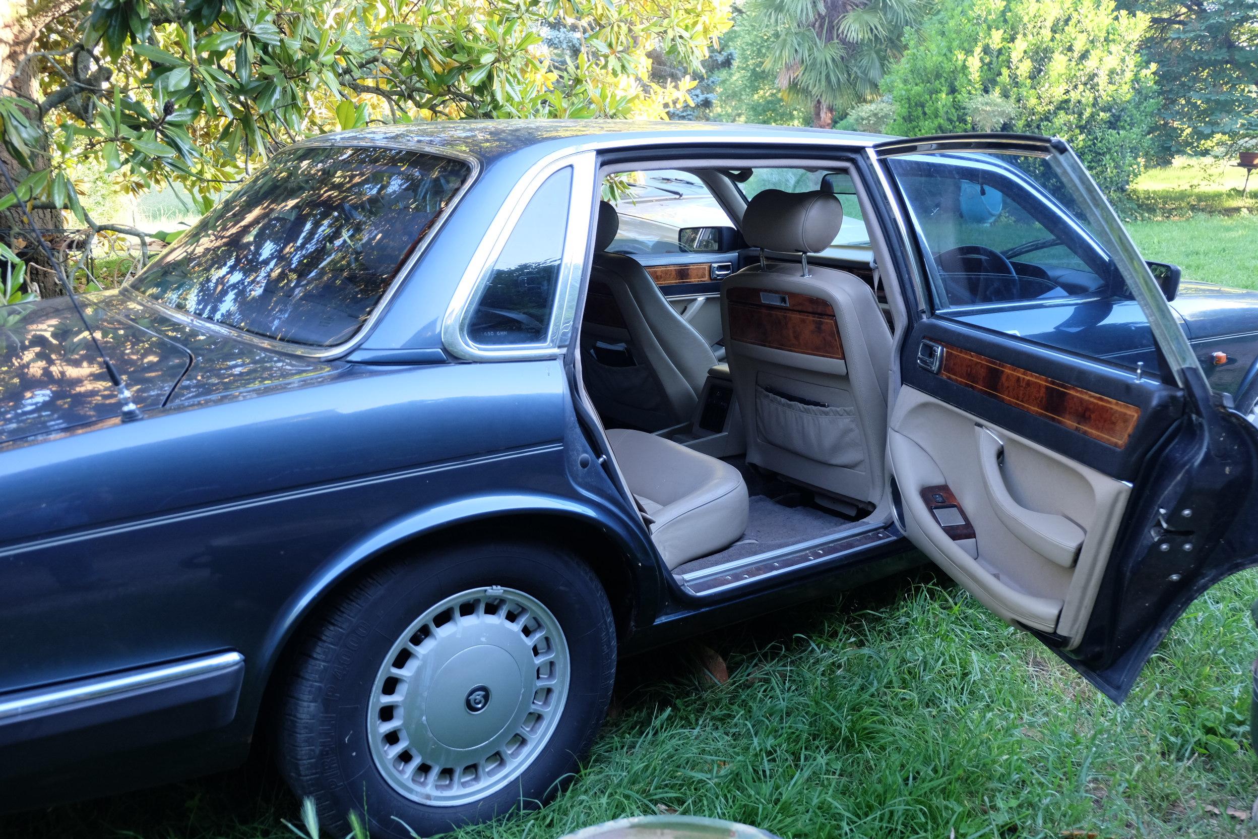 Authentique Youngtimer ou Jaguar haut de gamme pas encore assez «vieille mon fils»?