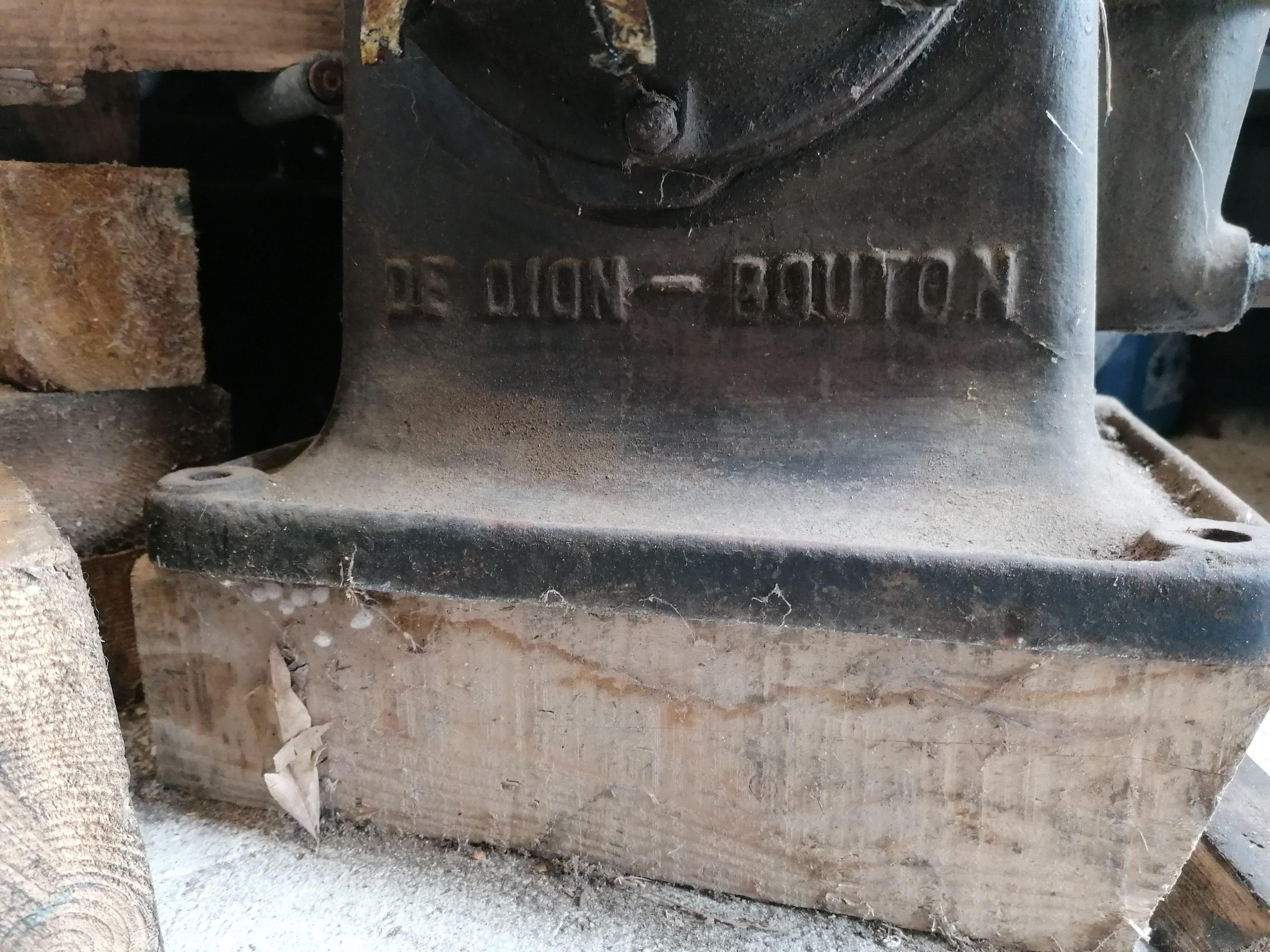 Moteur Fixe De Dion Bouton