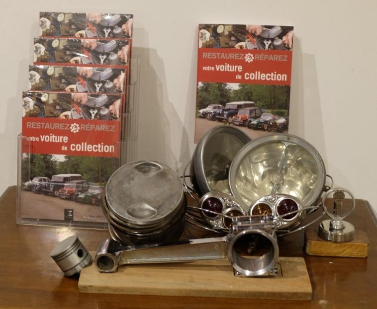 Restaurez – Réparez votre voiture de collection (2ème édition)
