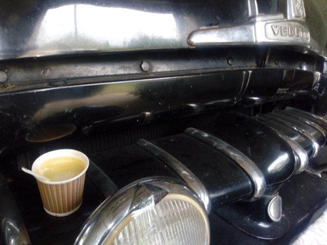 """""""Le café est un breuvage qui fait dormir quand on n'en prend pas."""" – A. Allais"""