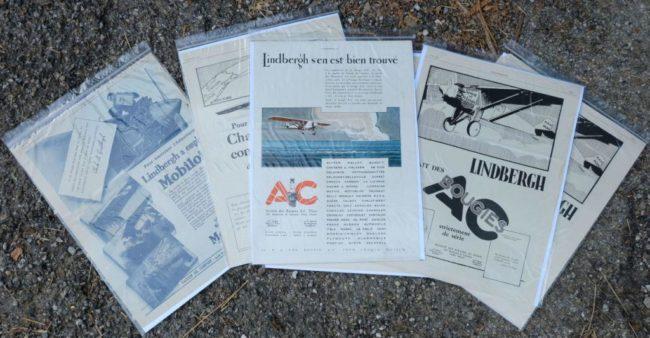 Nouvel Arrivage – Annonces originales  – Lindberg