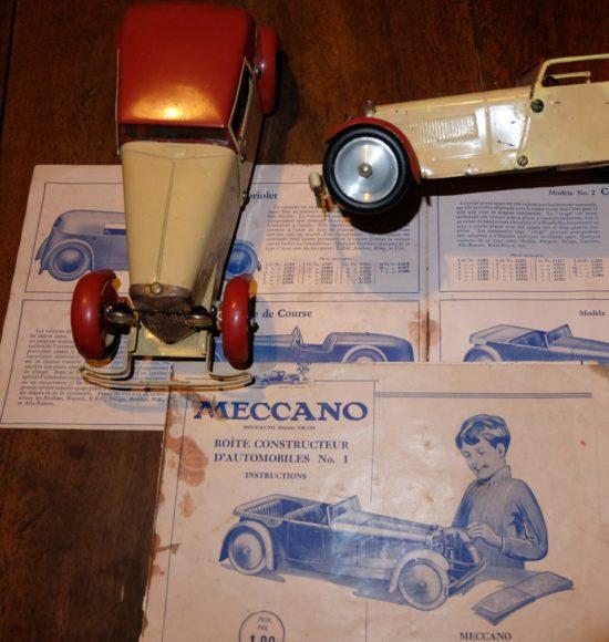 L'auto du papa de Toto – Carlos
