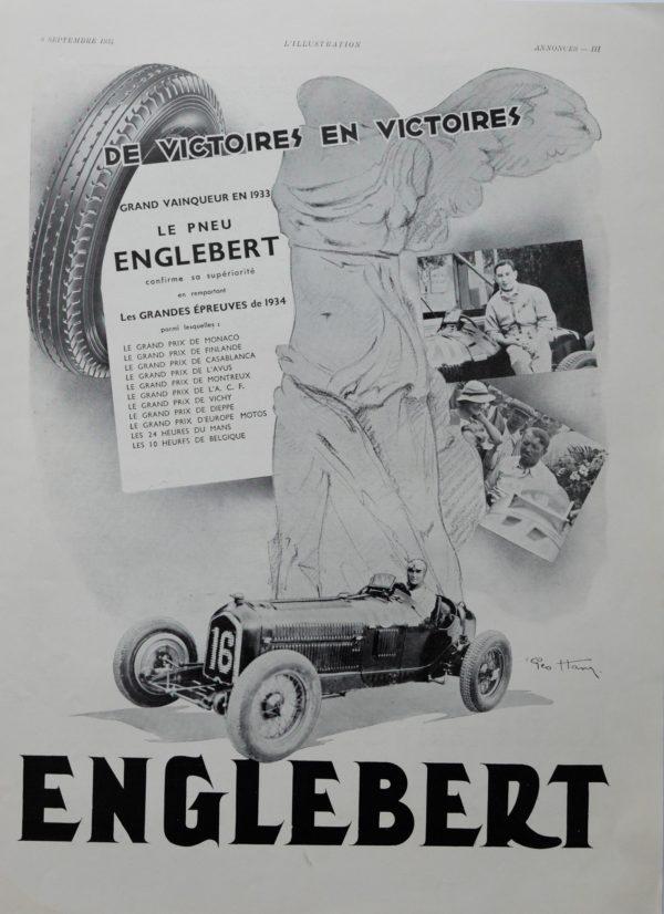 Nouvel Arrivage – Annonces originales Années 1930