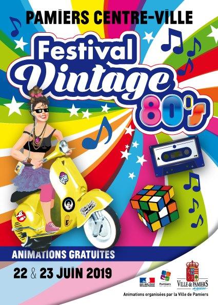 La Grange Ariègeoise sera présente à Pamiers les 22 et 23 Juin prochains pour le Festival Vintage.
