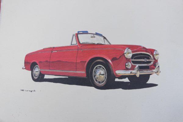 Automobilia  autour de Peugeot (2)