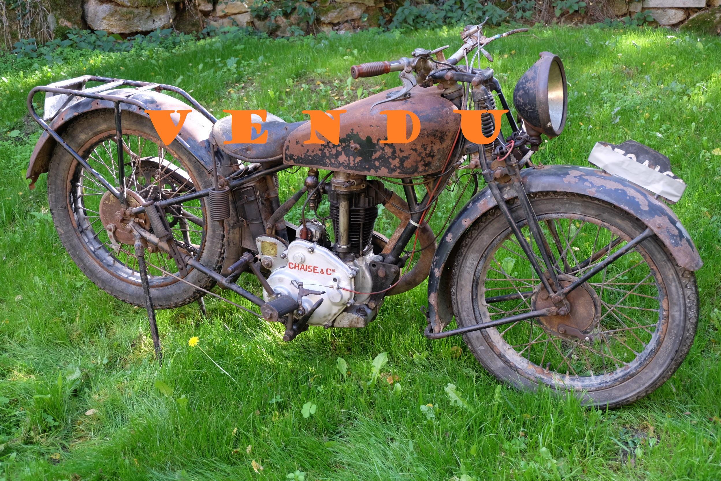 Styl'son – Années 30 – moteur Chaise 250cc