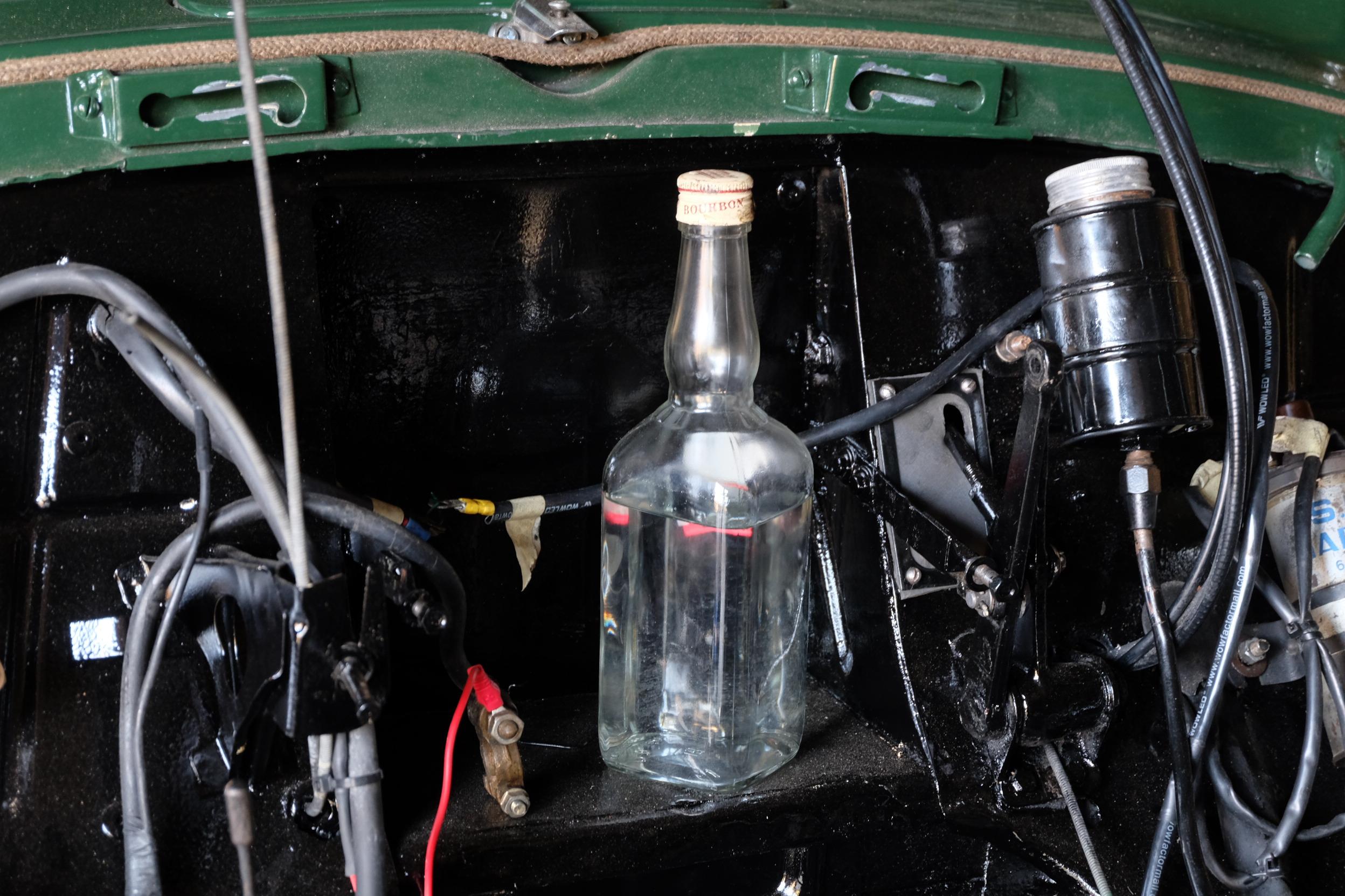 «L'alcool ne résout pas les problèmes. Ceci dit, l'eau et le lait non plus.»