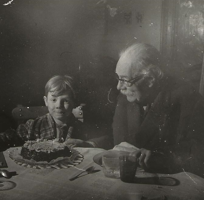 Mon Grand père, ce magicien