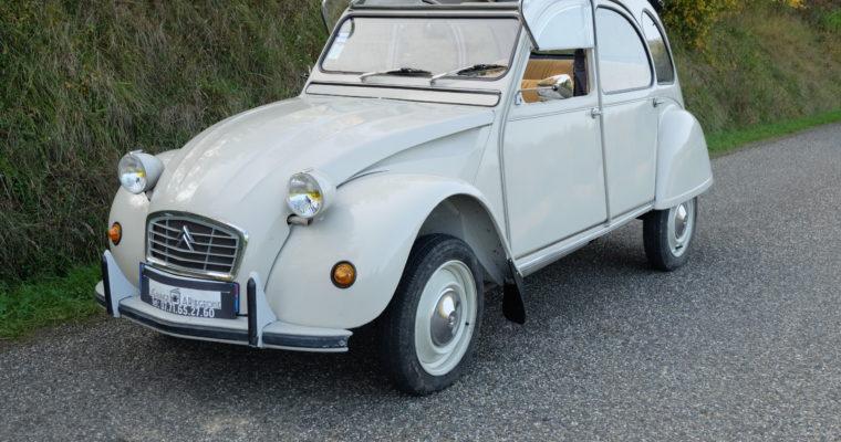 Citroën 2cv – AZ A2 – 1973